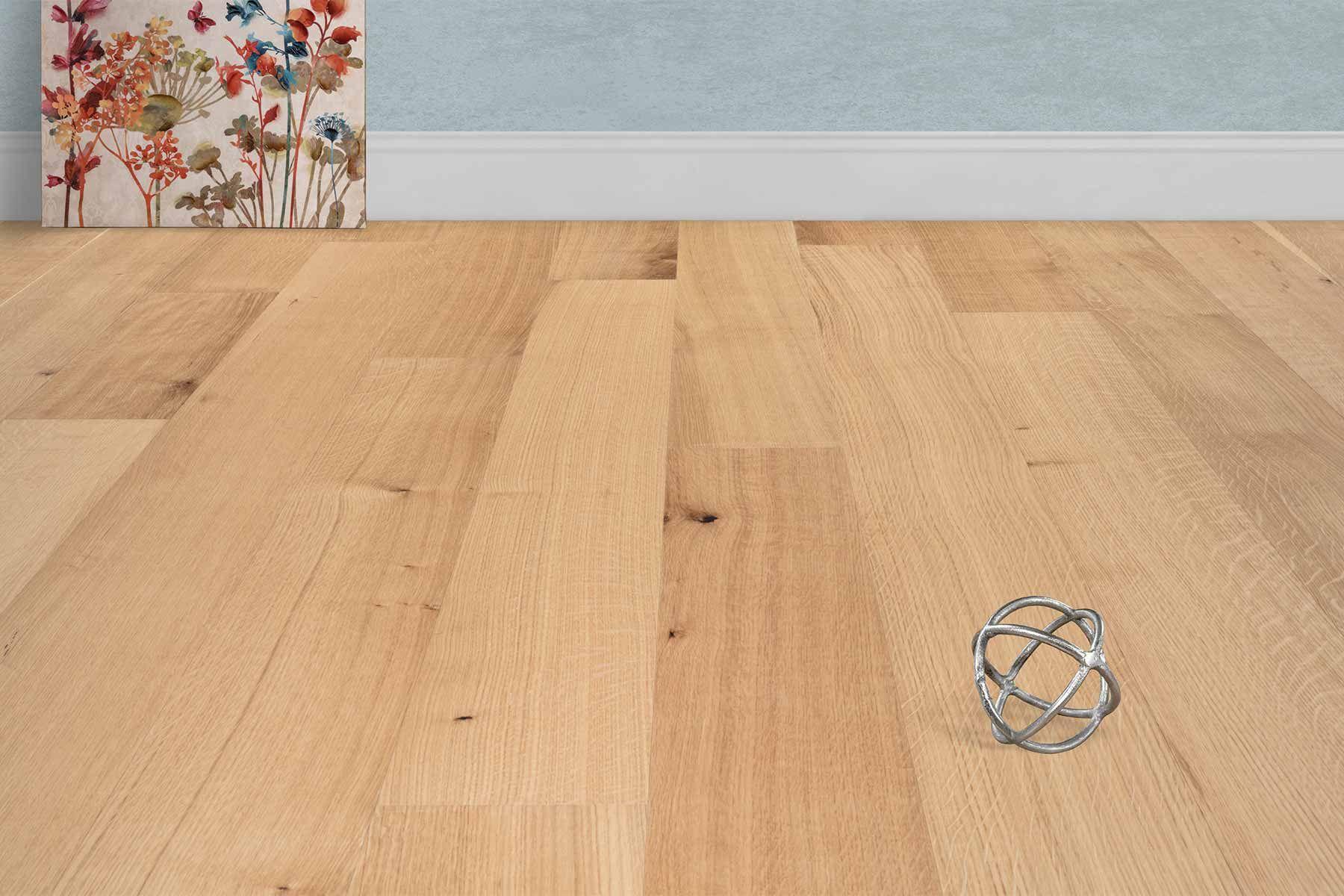 Eco Timber 7 Natural White Oak Rift Quartered White Oak Hardwood Flooring