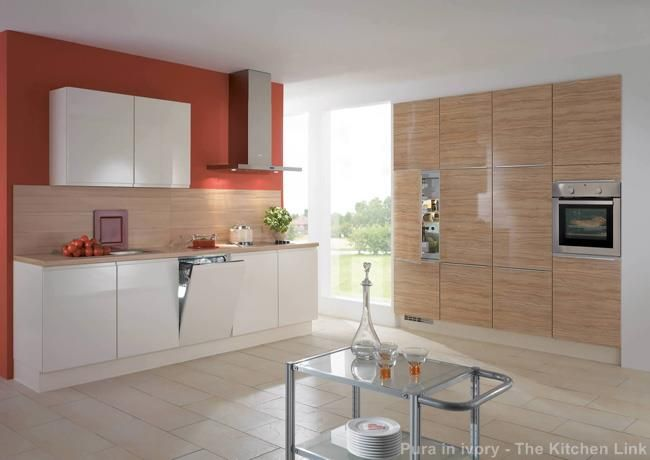Nobilia Pura Ivory 836 The Pura Range From Nobilia Kitchens