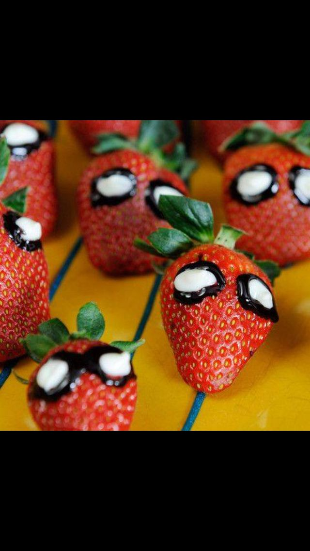Superhero snacks Party ideas for CJs bday Pinterest