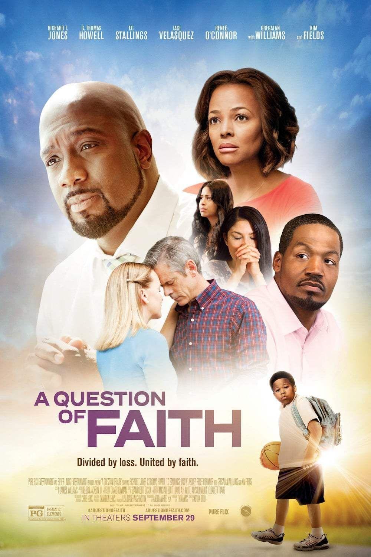 Una cuestion de fe A Question of Faith 2017 Peliculas