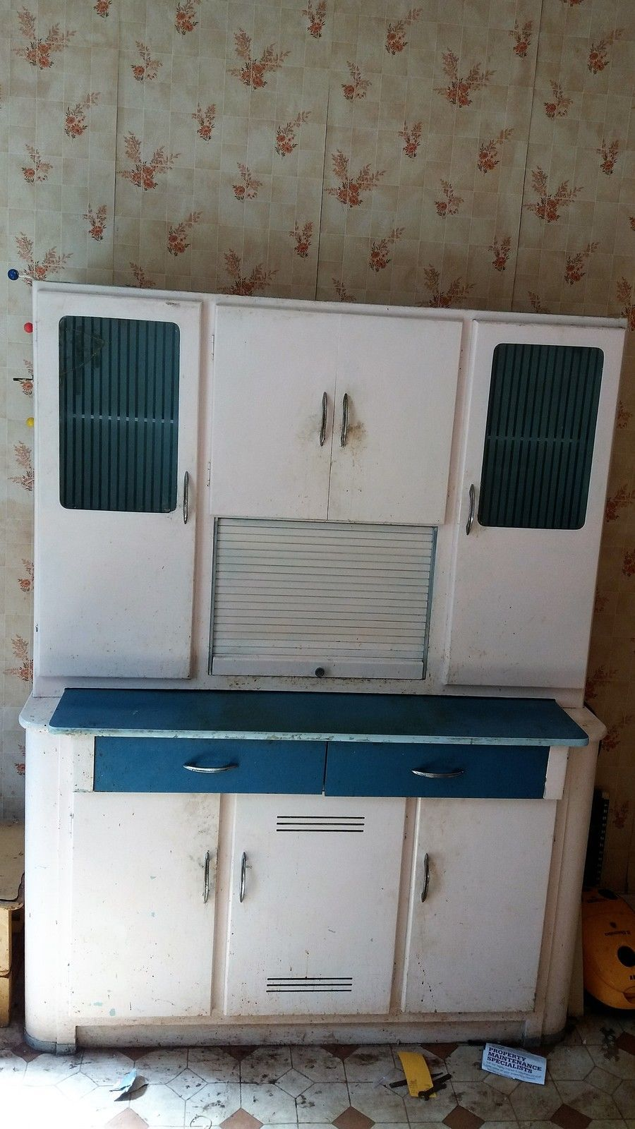 Vintage Kitchenette in Home, Furniture & DIY, Furniture, Cabinets ...