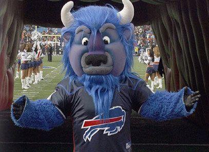 ea5114b3 A Definitive Ranking Of NFL Mascots | NFL Mascots | Nfl, Buffalo ...