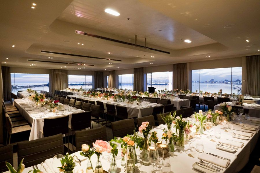 garden party wedding venues melbourne%0A Harbour room in St Kilda Melbourne is perfect location for celebrations  starting from wedding to corporate parties