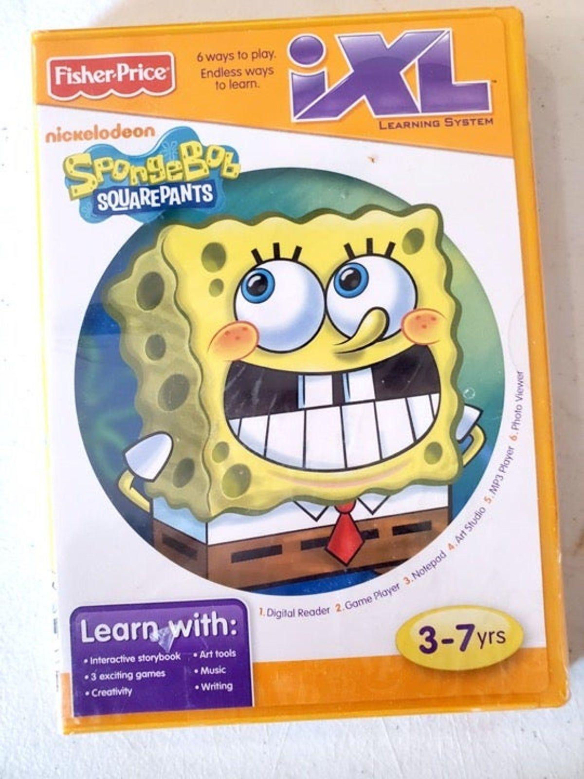 Spongebob Squarepants IXL Software Game in 2020 Ixl