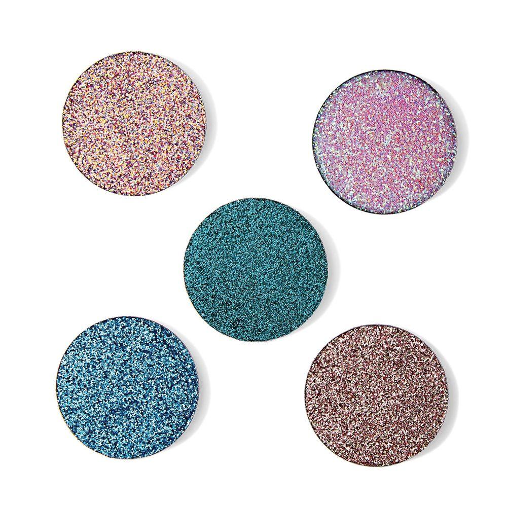 Revolution Pro Refill Glitter Eyeshadow Pack Glisten UP