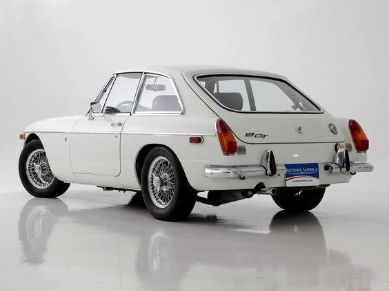 1970-72 MGB GT