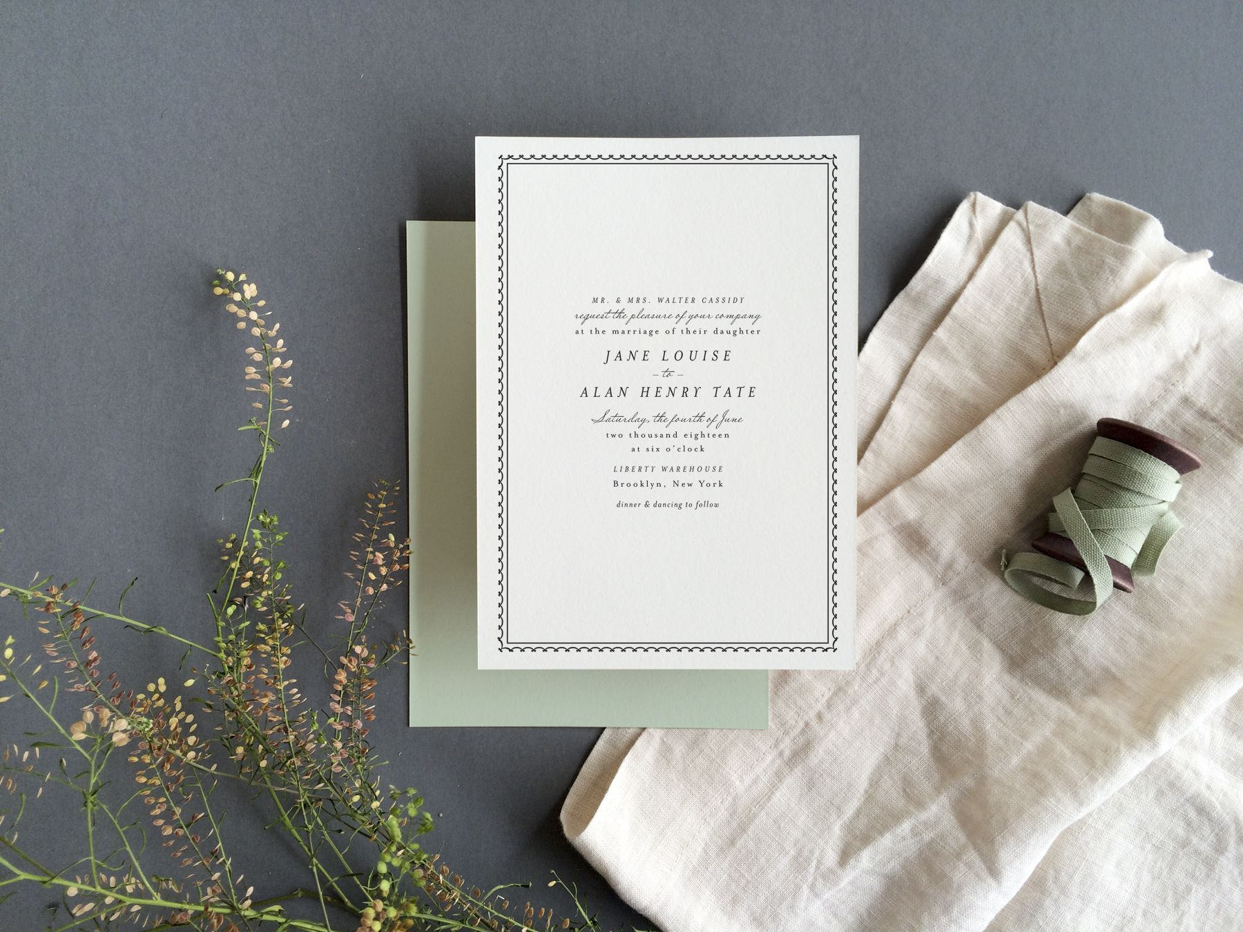 beach wedding invitation examples%0A simple  beautiful wedding invitations by hello tenfold