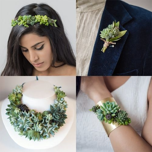 Notcot Org Floral Jewellery Flower Jewellery Floral Accessories