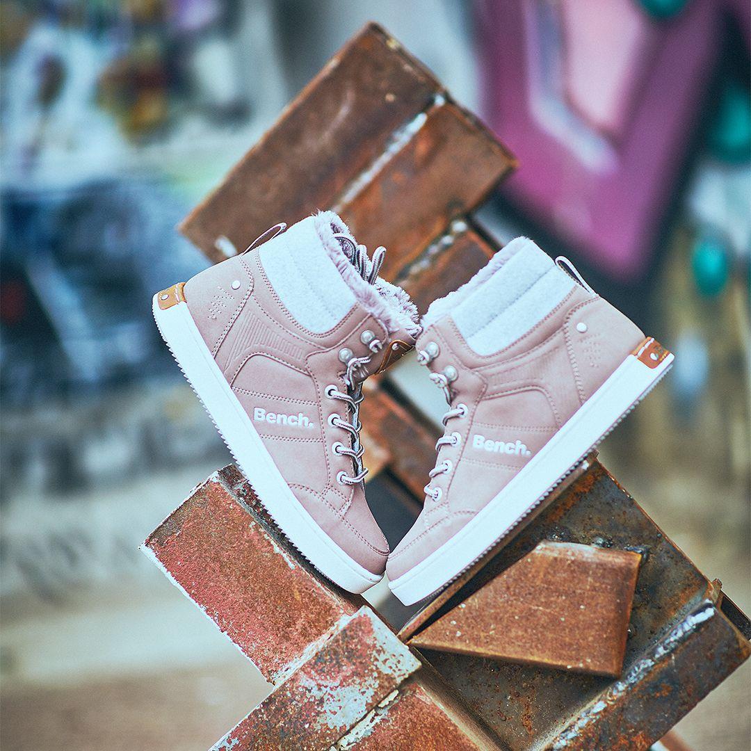 We 24ourshoes Bench By Deichmann Schuhe Damen Turnschuhe Sneaker