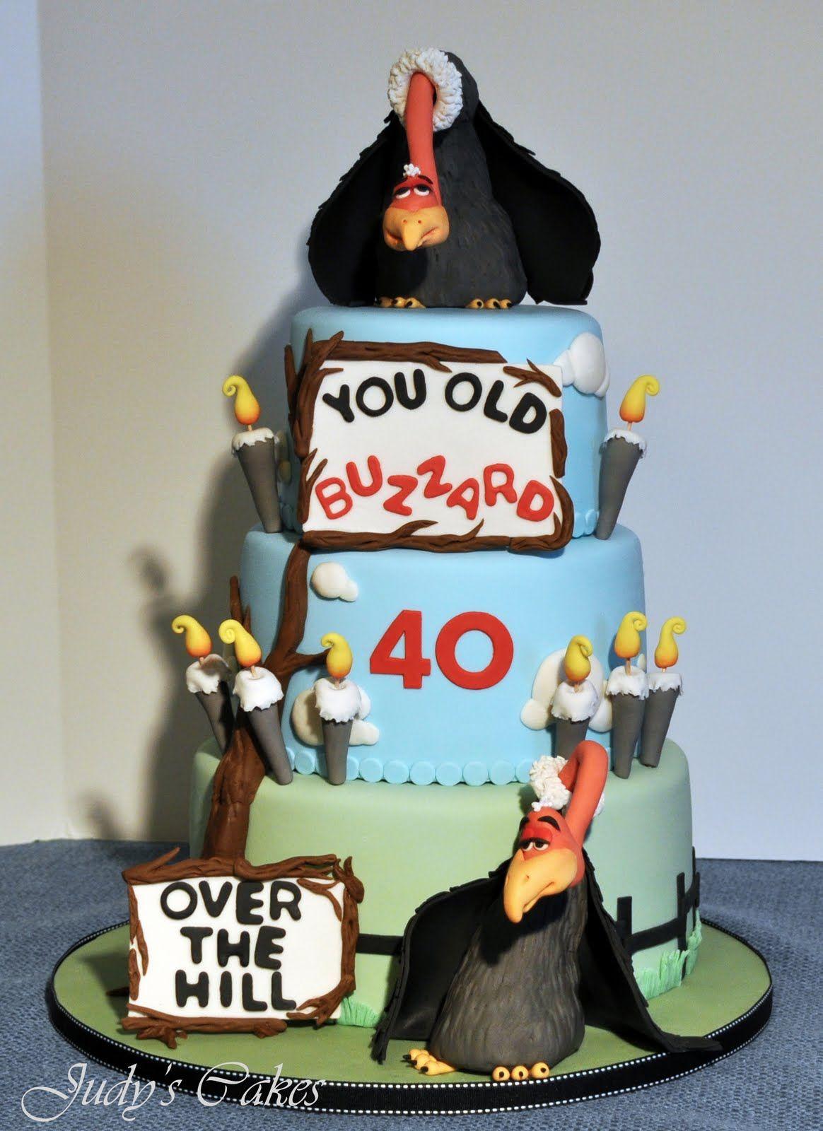 You Old Buzzard Cake