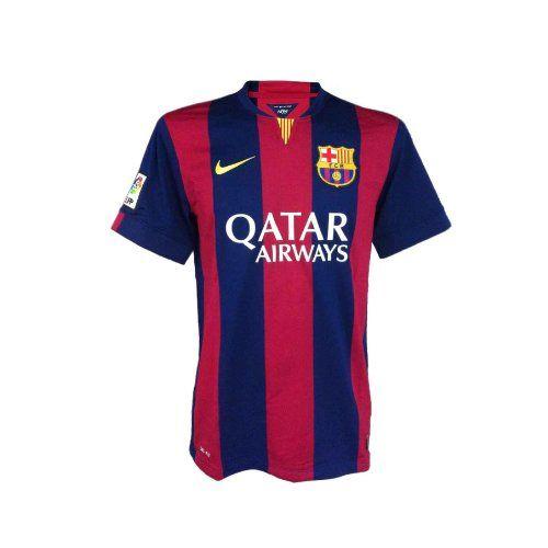 7cb0e2f1d 2014-2015 Barcelona Home Nike Football Shirt. Size  XXL. Authentic. Barcelona  Home Jersey 2014   2015. Football. Color  Red   Blue.