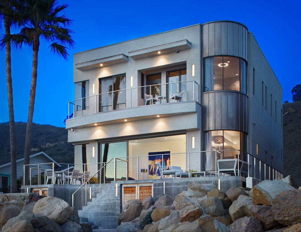california home designs%0A Modern Beach House Decorations Inspiration  California