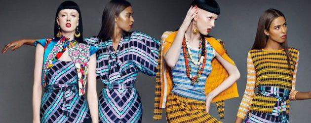 London Based Luxury African Fashion Designer Duro Olowu African Fashion African Fashion Designers Africa Fashion