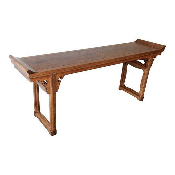 beautiful burled altar table by baker in 2019 products table rh in pinterest com