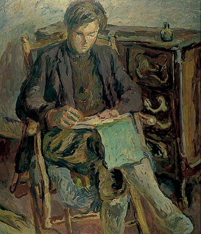 Duncan Grant  - Julian Bell Writing