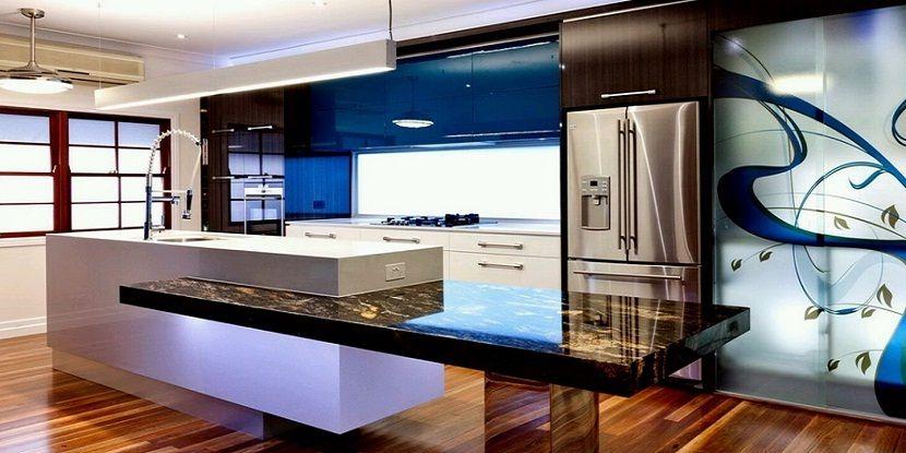 inspiring modern kitchen design with vibrant concept kitchens rh pinterest com