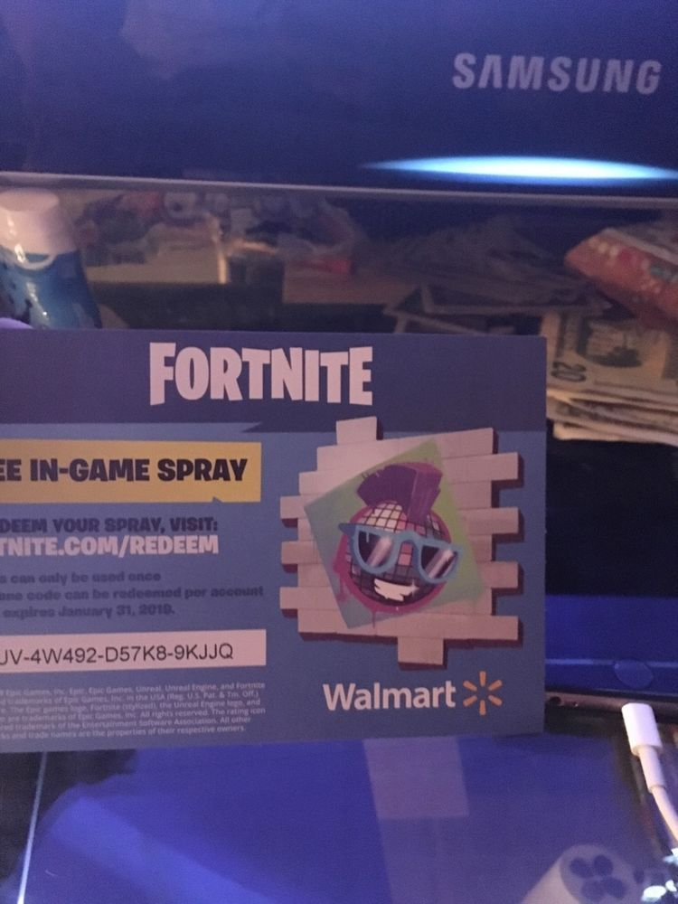 Walmart Fortnite Codes For All Platforms Cheap Price Hurry