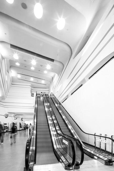 Innovation Tower By Zaha Hadid Photographed By Edmon Leong Zaha