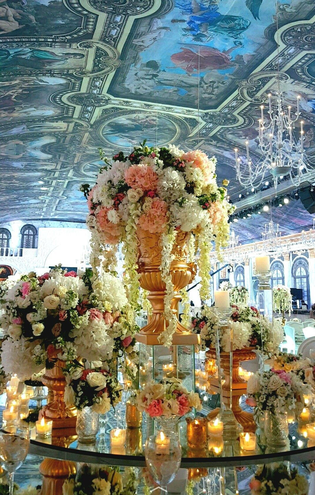 wedding centerpieces fake flowers%0A Roni bassil stunning Floral arrangements