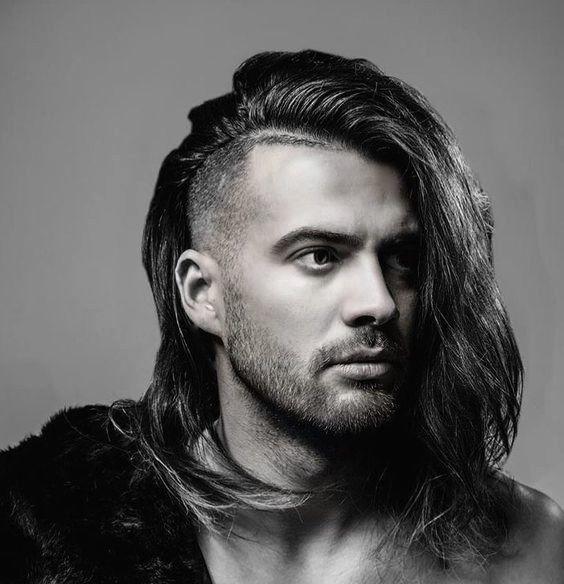 Long Hair For Undercut : Longhair undercut men hairstyle.jpg 564×584 alex hair