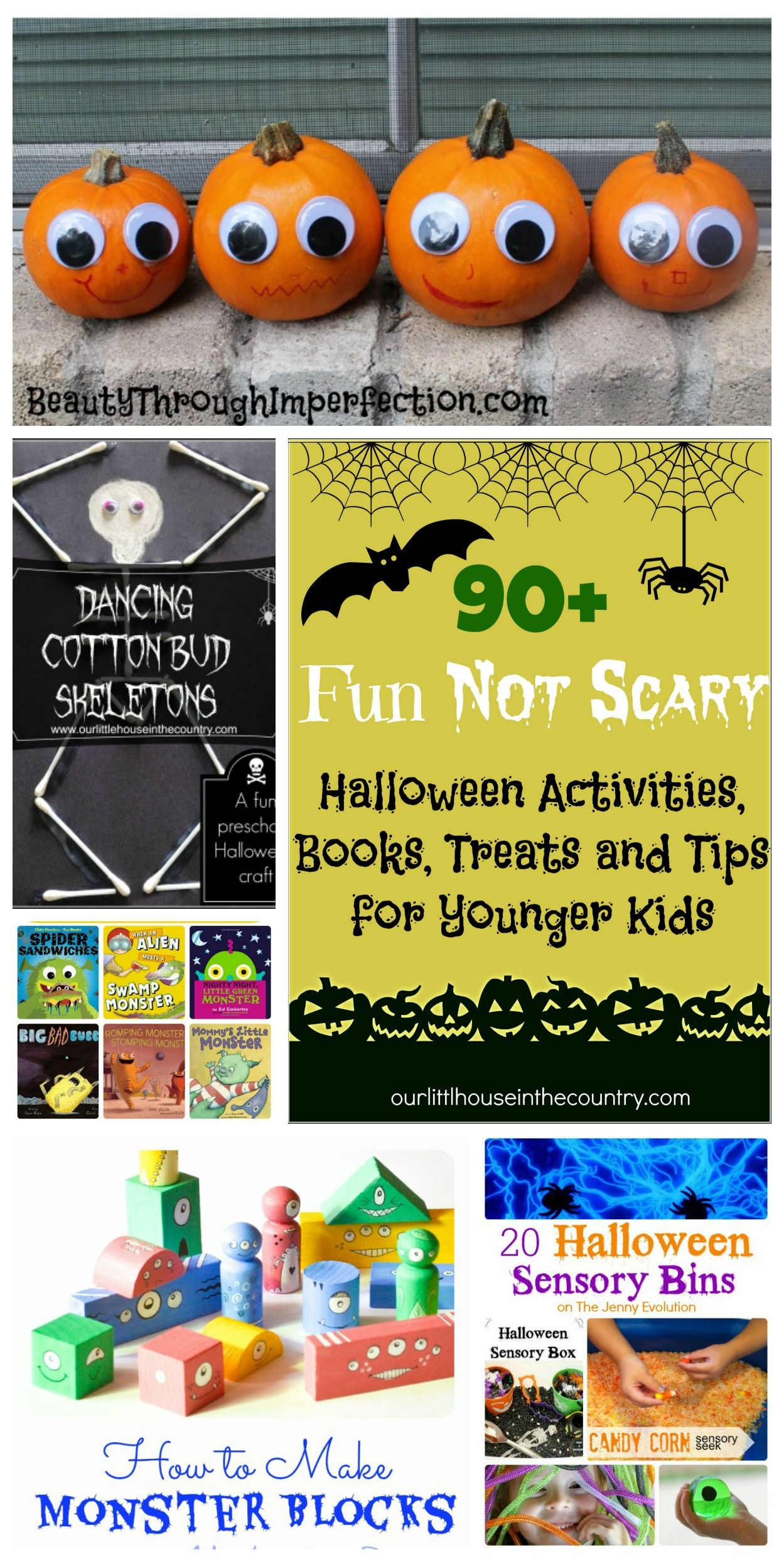 90 Halloween Activities Crafts Books Tips Tricks And
