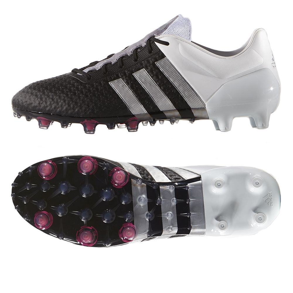 Tomar conciencia Cusco barbilla  $249.99 Add to Cart for Price - Adidas ACE 15+ Primeknit FG Soccer Cleats  (Black/Metallic Silver/White) | Adidas Soccer Cleat… | Zapatos de fútbol,  Zapatos, Balones