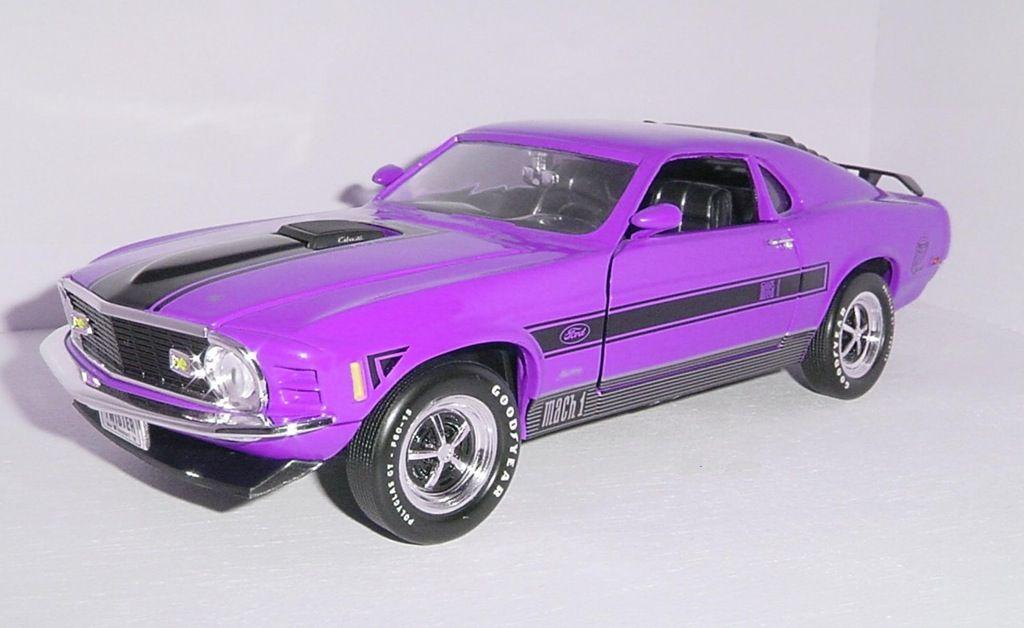 purple 1970 mach 1 twister mustang fastback toy mustang madness rh pinterest com