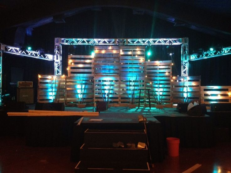 Church Stage Design Ideas For Cheap a great use of coroplast taste the rainbow if youve been exploring churchstagedesignideascom Cheap Church Stage Design Ideas Cheap Diy Wedding Stage Design From Adora