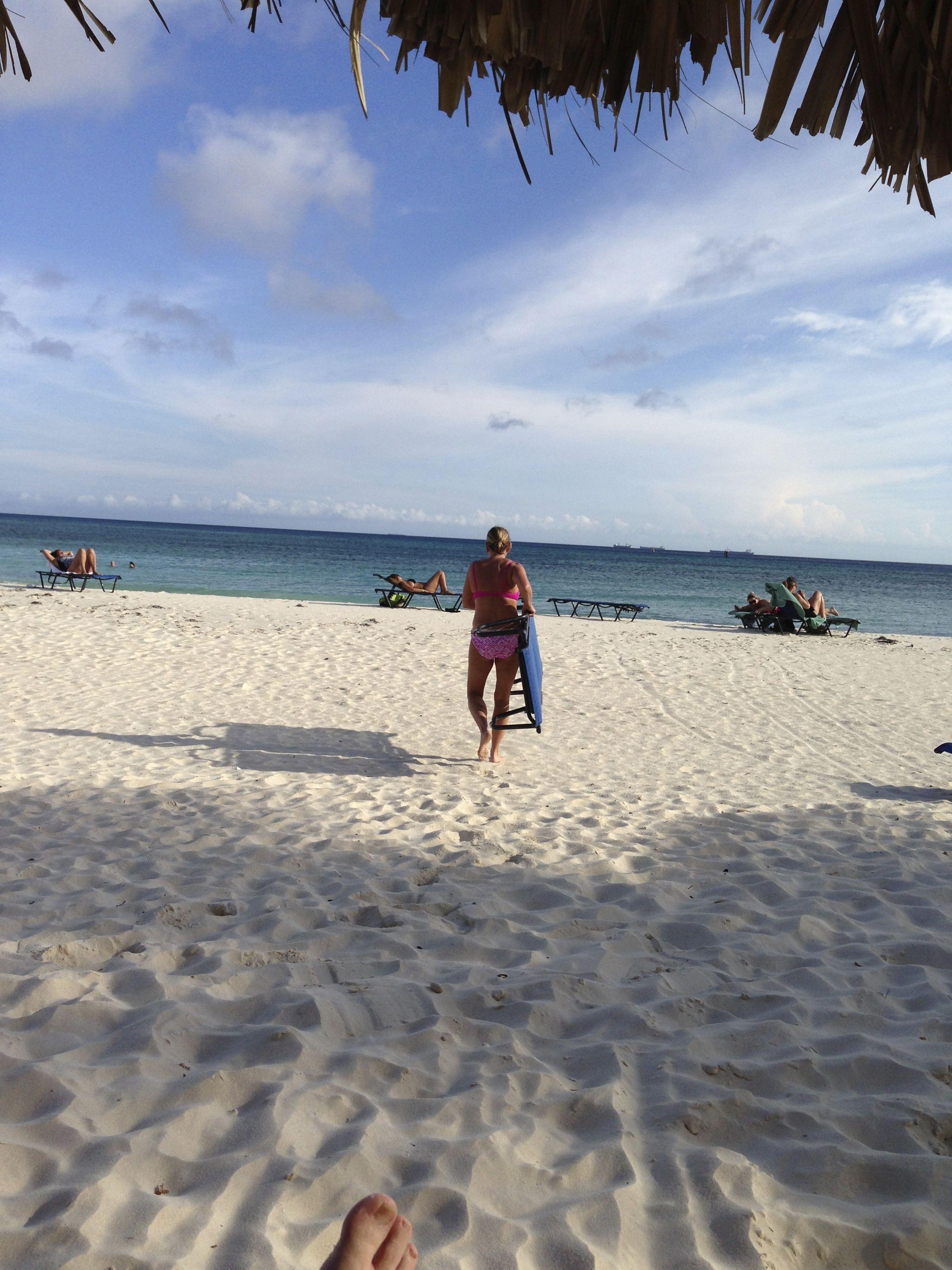 Another day at the beach! Tamarijn!!!!