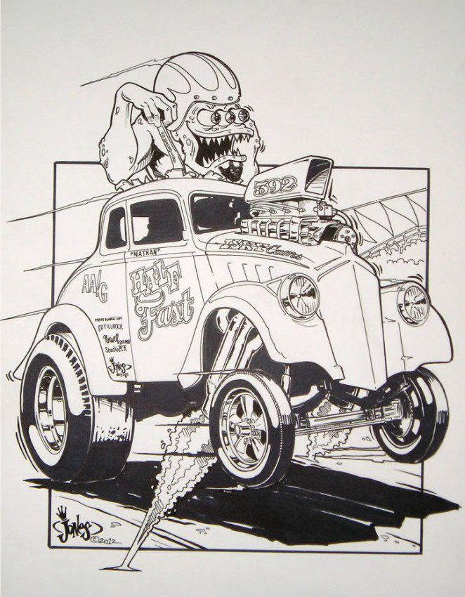 Hot Rod Coloring Pages Cars Coloring Pages Truck Art Art Cars