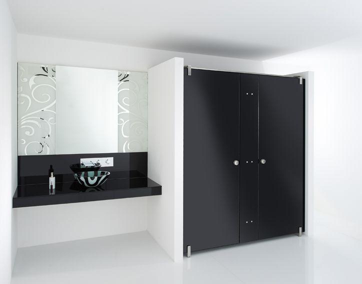 Cabine e pareti divisorie per wc, docce e spogliatoi - Erwil | bagno ...