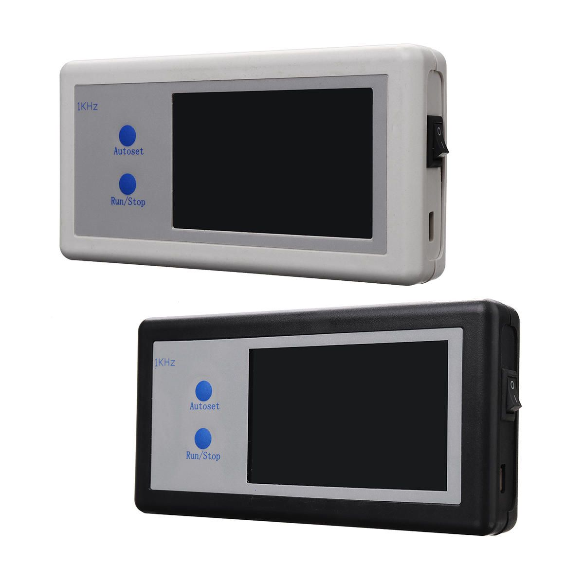 [US$68.99] D602 200KHz 2 Channel Oscilloscope Mini Pocket-Sized Handheld Touch Panel LCD Digital Oscilloscope  #200khz #channel #d602 #digital #handheld #mini #oscilloscope #panel #pocketsized #touch #touchpanel