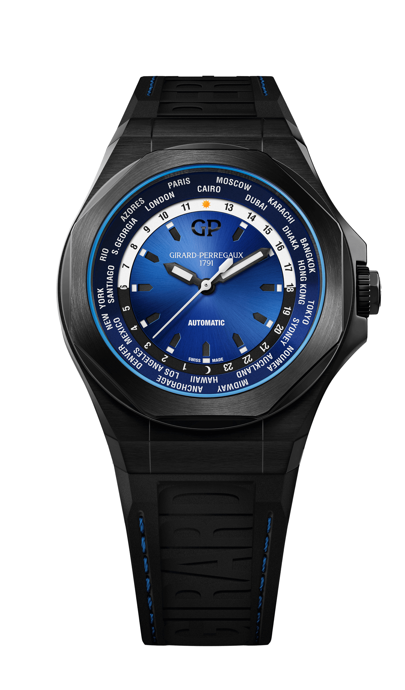 Watch Laureato Absolute Ww Tc 81065 21 491 Fh6a Expensive Watches Blue Watches Fine Watches