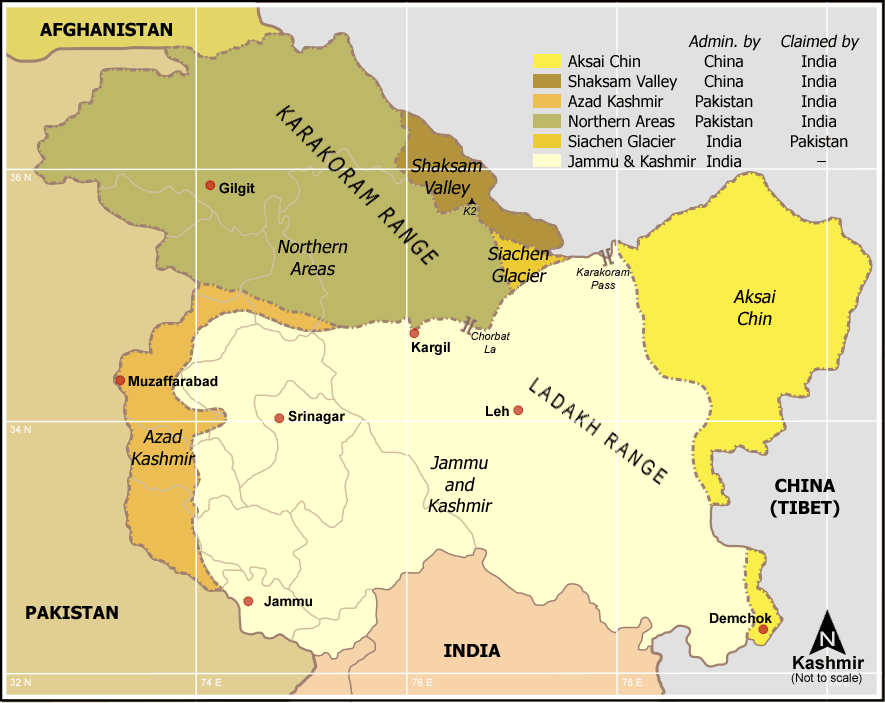 Loc 50 jammu and kashmir is still with pak china correct loc jammu and kashmir is still with pak china correct political map of jk gumiabroncs Images