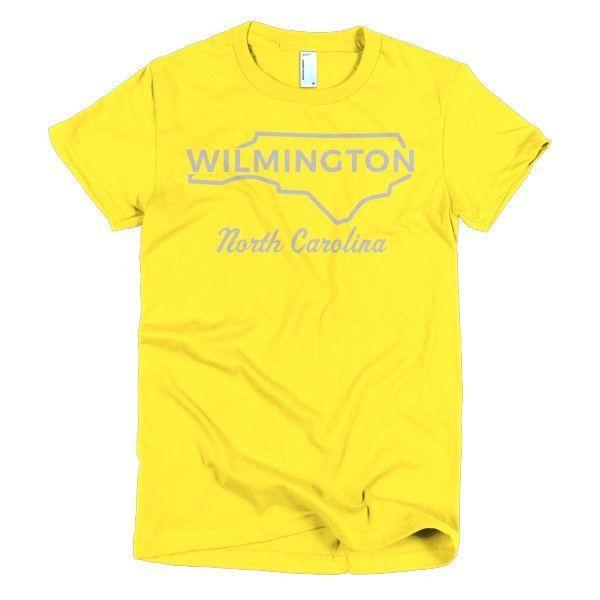Wilmington Short sleeve women's t-shirt