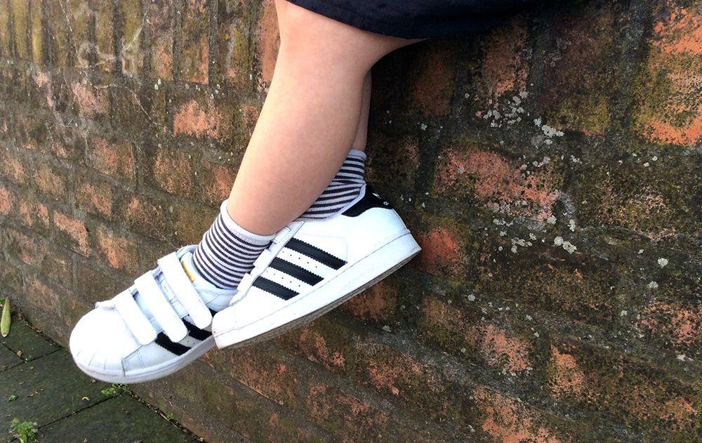 znana marka najlepszy sprzedaż uk Adidas Superstar Kids - stripes socks - www.momeme.it   Kids