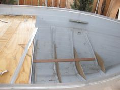 1968 12' foot Mirrocraft aluminum boat mod Page: 1 - iboats Boating Forums | 359418 | alum boat ...