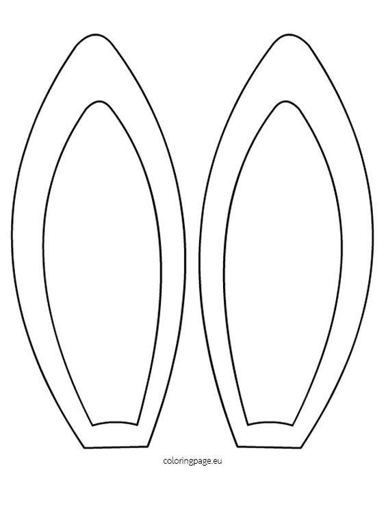 Verkleed Je Als Nijntje Met Witte Kousenbroek Panty S Wit T Shirt Met Lange Mouwen En Daarbov Easter Bunny Ears Easter Bunny Crafts Easter Bunny Ears Template
