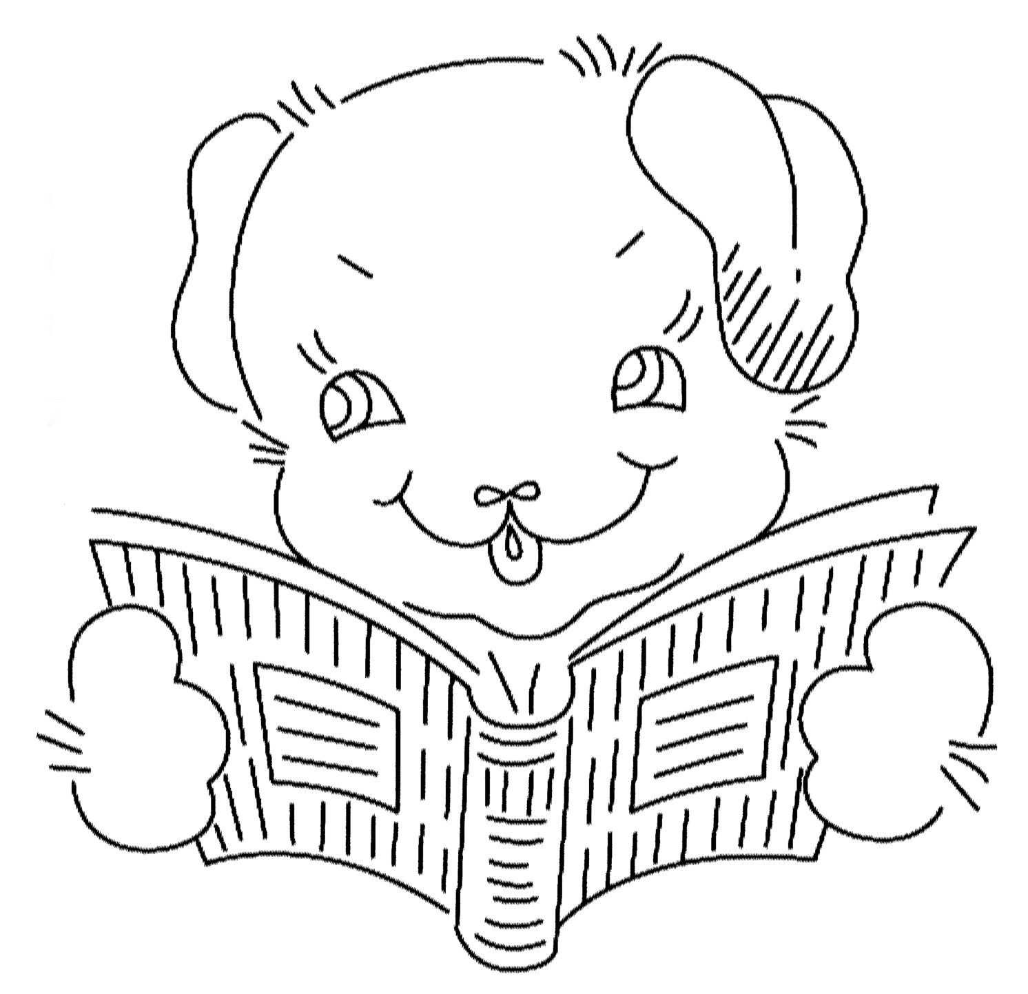 Read With Me Puppy