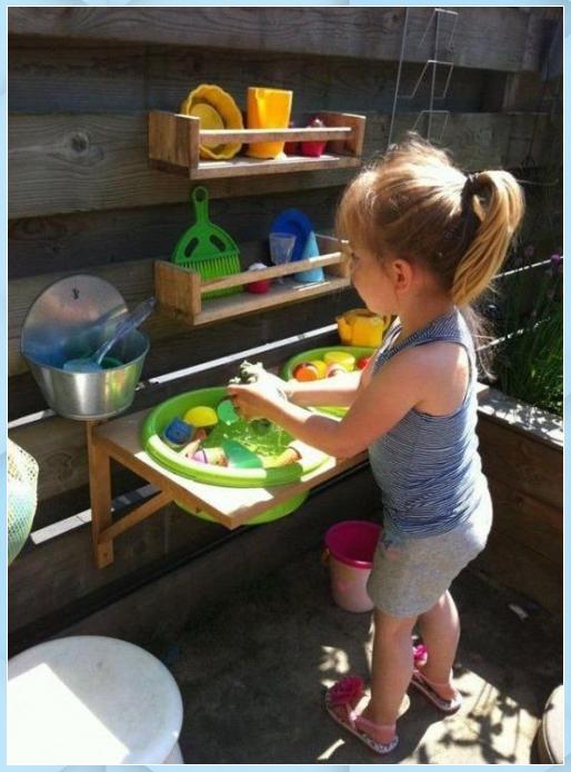 Photo of Parque de aventuras para que los niños jueguen al aire libre – manualidades de casas de hadas #aventuras …