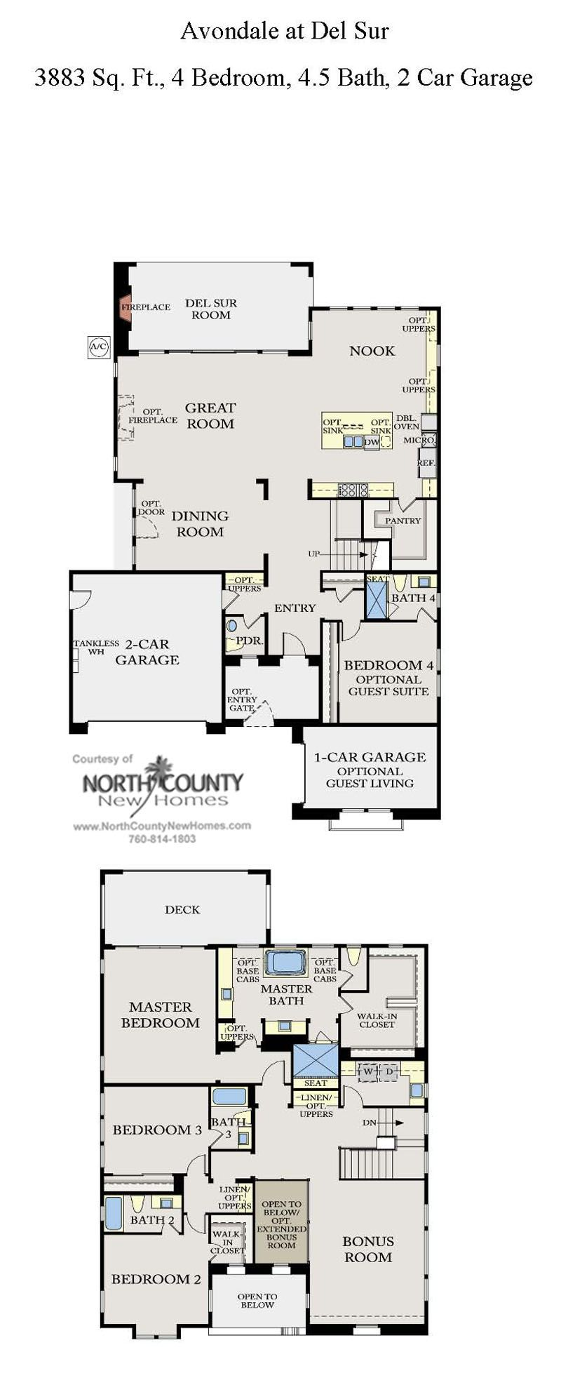 Del sur new homes avondale at del sur floor plan 1 floor plans see 3 avondale at del sur floor plans new single family homes now selling in del sur find all new homes in del sur and nearby malvernweather Gallery