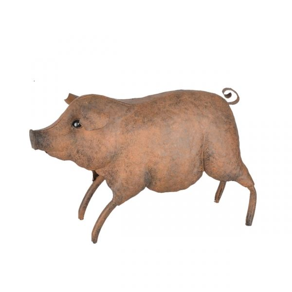 Set Of 4 Baby Pig Garden Ornaments $179.95
