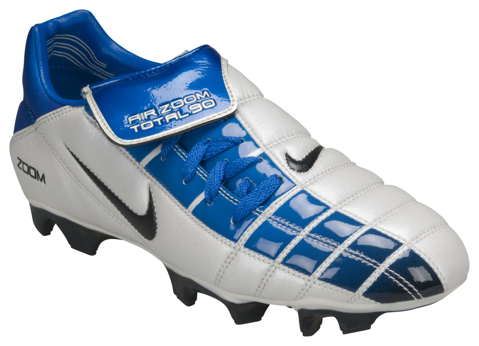 Nike Air Zoom Total 90 II FG Jr Footballshoe