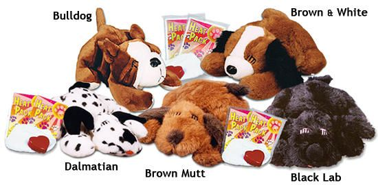 Snuggle Puppies The Award Winning Stuffed Toy With Heat And A