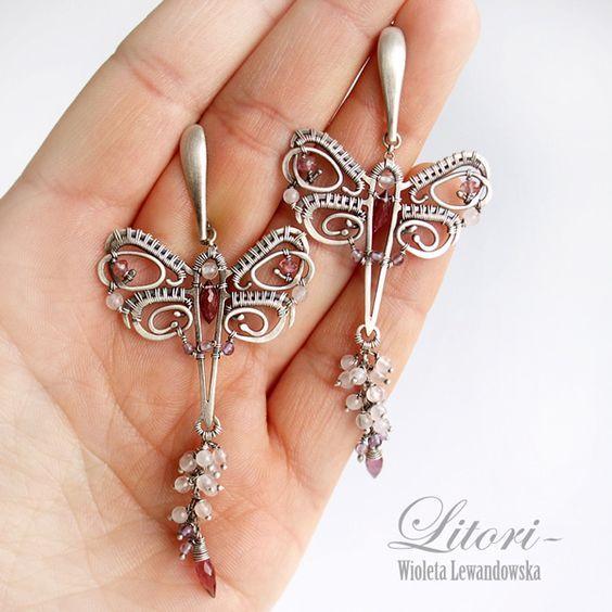 Pin von Linda Linebaugh auf Wire Jewelry Design | Pinterest ...
