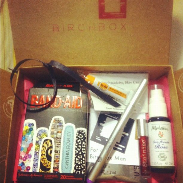 Cynthia Rowley Jewelry Organizer: Have You Heard Of Birchbox? It's A Great Way To Sample A