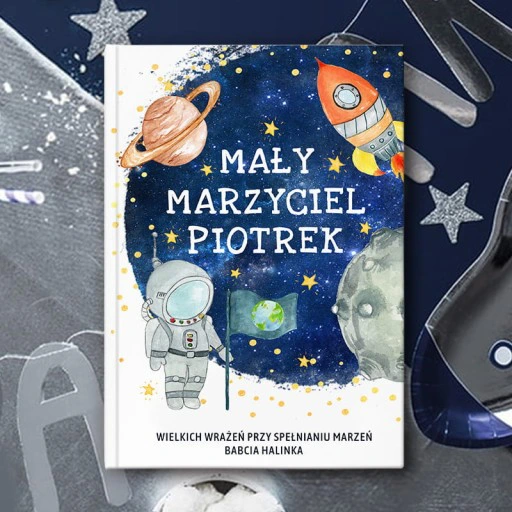Ksiazka Bajki Prezent Dla Dziecka Kosmos 40 Bajek Book Cover Books Cover