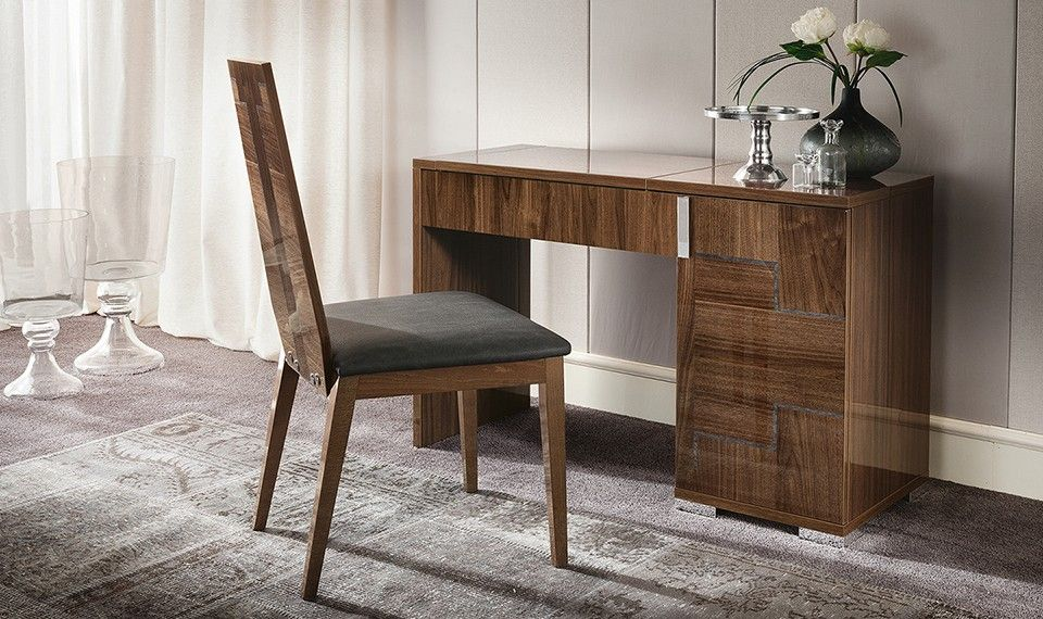 memphis vanity dressing table modern italian encino rh pinterest com
