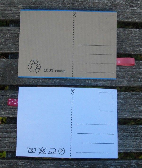 Bonne Idee Pour Faire Des Cartes Postales Personnalisees
