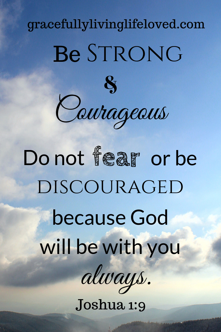 Quotes About Being Strong Bible Verse - quotessy